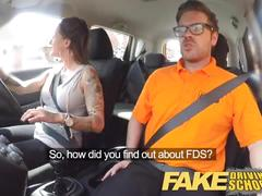 creampie, real, british, reality, car-sex, fds, sex-in-car, chantelle-fox, driving-school
