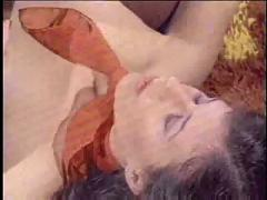 Amazing vintage anal