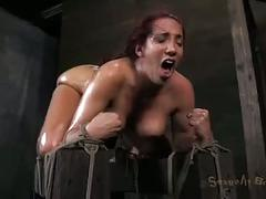 Kelly divine tortured and gagged
