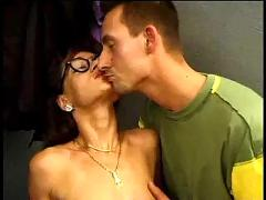Sport teem fuck hairy milf in changing-room