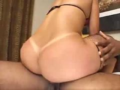 Delanie and her big ass ( anal hardcore amateur )