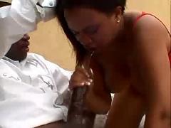 Kandi kream likes to give head ( bbw 18 sex )