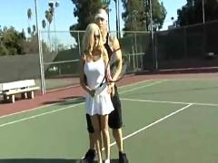 Gina lynn tennis