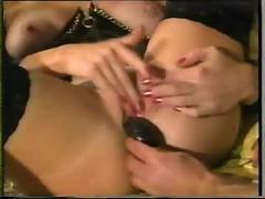 Porscha lynn & steve drake - classic anal