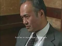 Young chinese girl is interrogated then d ( asian japanese japan )