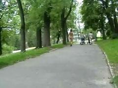 Public flashing lil ass 2