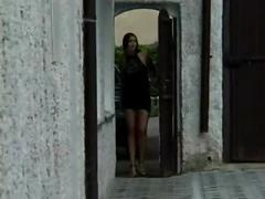 Veronica da souza outdoor anal ( anal hardcore amateur )