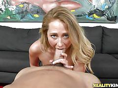 My big dick for a blonde babe