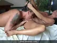 Amateur couple oral riding doggystyle