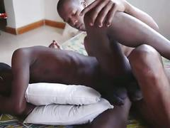 Monster black cocks in hardcore anal