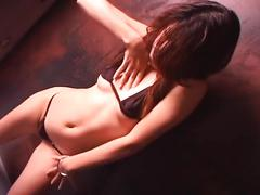 Mbd micro bikini oily dance - mai