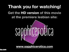 Blonde banquet by sapphic erotica - lesbian love porn with