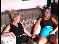 Ally and lisa lesbian scene
