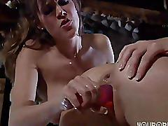 18 ashley fucks a pretty blonde and busty lesbian whores have earth