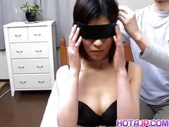 dildo, hardcore, milf, panties, riding, natural, toys, masturbation, asian, hairypussy, moaning, submissive, doggy, blindfold, japanese, jav, stimulation
