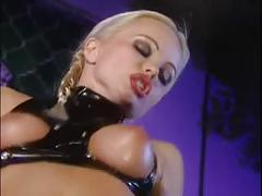 Silvia saint & rumica powers - lexington steele