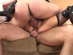 Alicia angel face & ass abuse