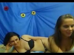 Hot amateur cam thressome