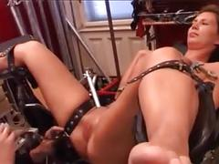 slave, tits, vibrator, pumped, pumped nipples, pumped pussy, tits pussy