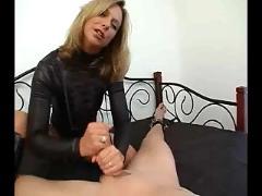 Teasing mistress