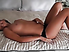 Drunk amateur girlfriend in hot sextape!