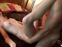 Drunken ex has tight pussy streched!