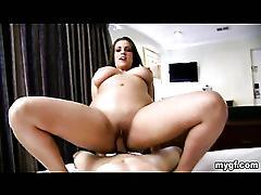Huge boob amateur fuckes when drunk!