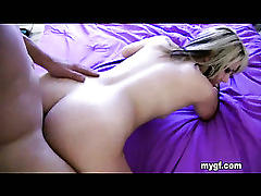 Amazing body real amateur fucked by friend!