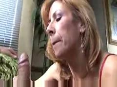 Mature likes sperm 2-fdcrn