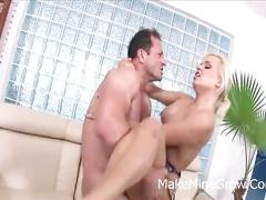 Britney - dirty blonde having sex