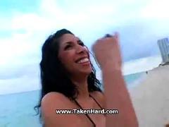 Kayla busty latina
