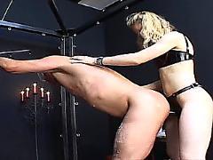 Best of fetish 12  aufgespiesst 2 evs scene