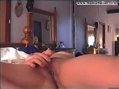 Single mother erica masturbates and cumming