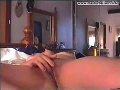 Single mother erica masturbates and cumming