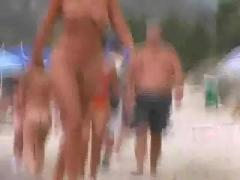 beach, public nudity, upskirts
