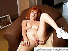 amateur, mature, hardcore, redhead, masturbation, milf, wife, squirting, dirty, mom, mother, older, ginger, talk, cougar, gushing