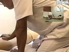 Hidden cam massage p1