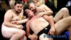Gay twink medical fisting first time fists and more fists for dick hunter