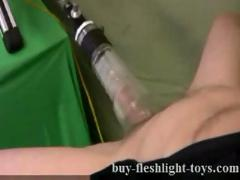 Fleshlight toy machine