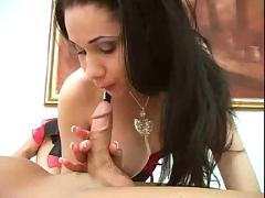 Nice massage hand & blowjob