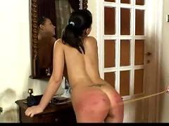 Cherry red ass 3