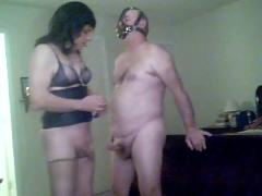 Smoking cd and slave
