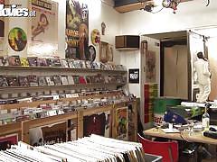 Fun movies german amateur anal in a shop
