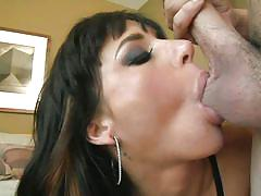 Gia dimarco knows how to suck a mean cock