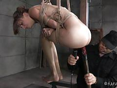 Cutie learns something about kinky sex and humiliation