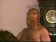 Cukegirl vintage trannylicious fucking blond guy retro porno