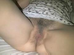Mrs b close up cunt and dildo orgasm