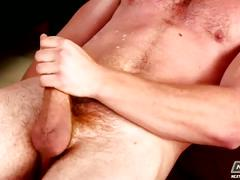 Hunky hotties in one cum filled anal orgy