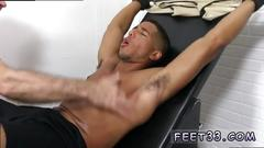Gay bear tube sex mikey tickle d in the tickle chair