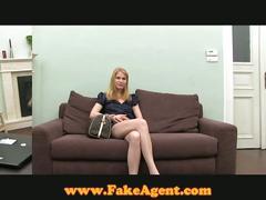 Klara's nasty anal casting